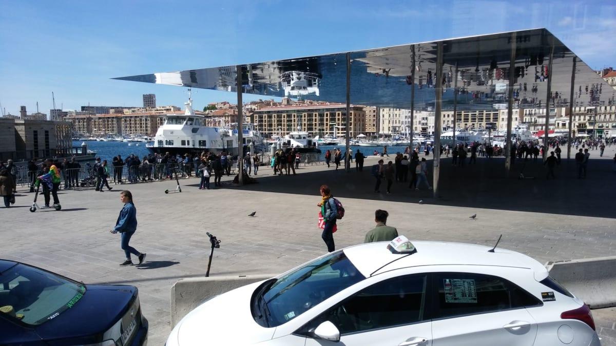 マルセイユ港 | マルセイユ・リビエラ