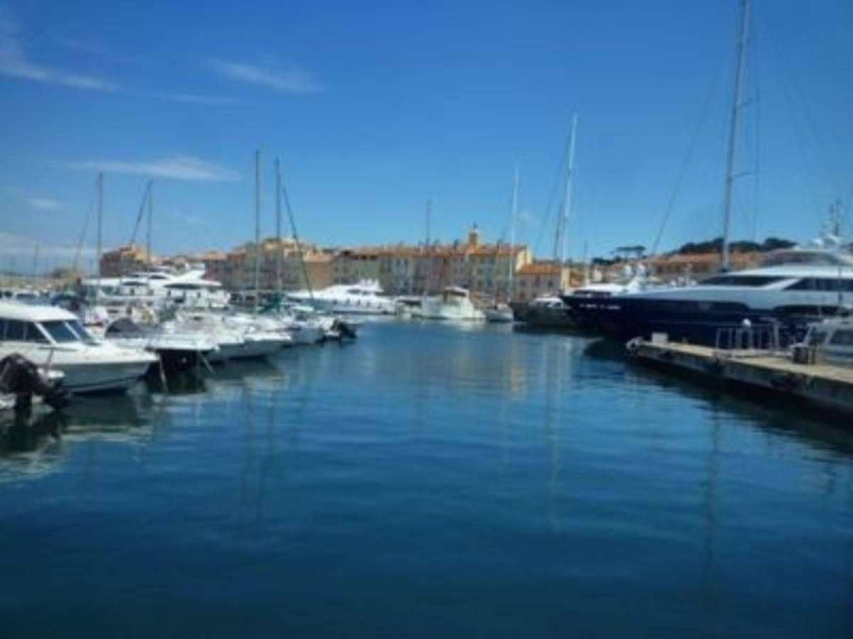 サントロペの港 | サン=トロペ・リビエラ