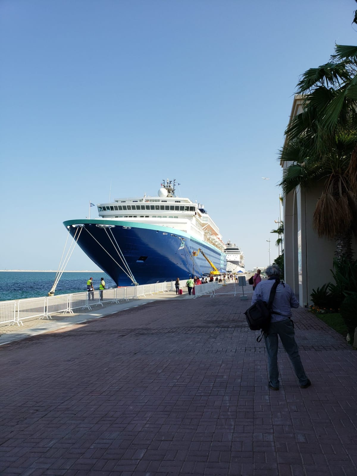 プルマントゥール・ホライゾンは船らしいスタイル。 | 客船プルマントゥール・ホライズンの外観