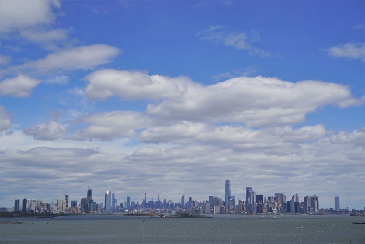 自由の女神とマンハッタンを一望 | ケープ・リバティ(ニューヨーク)