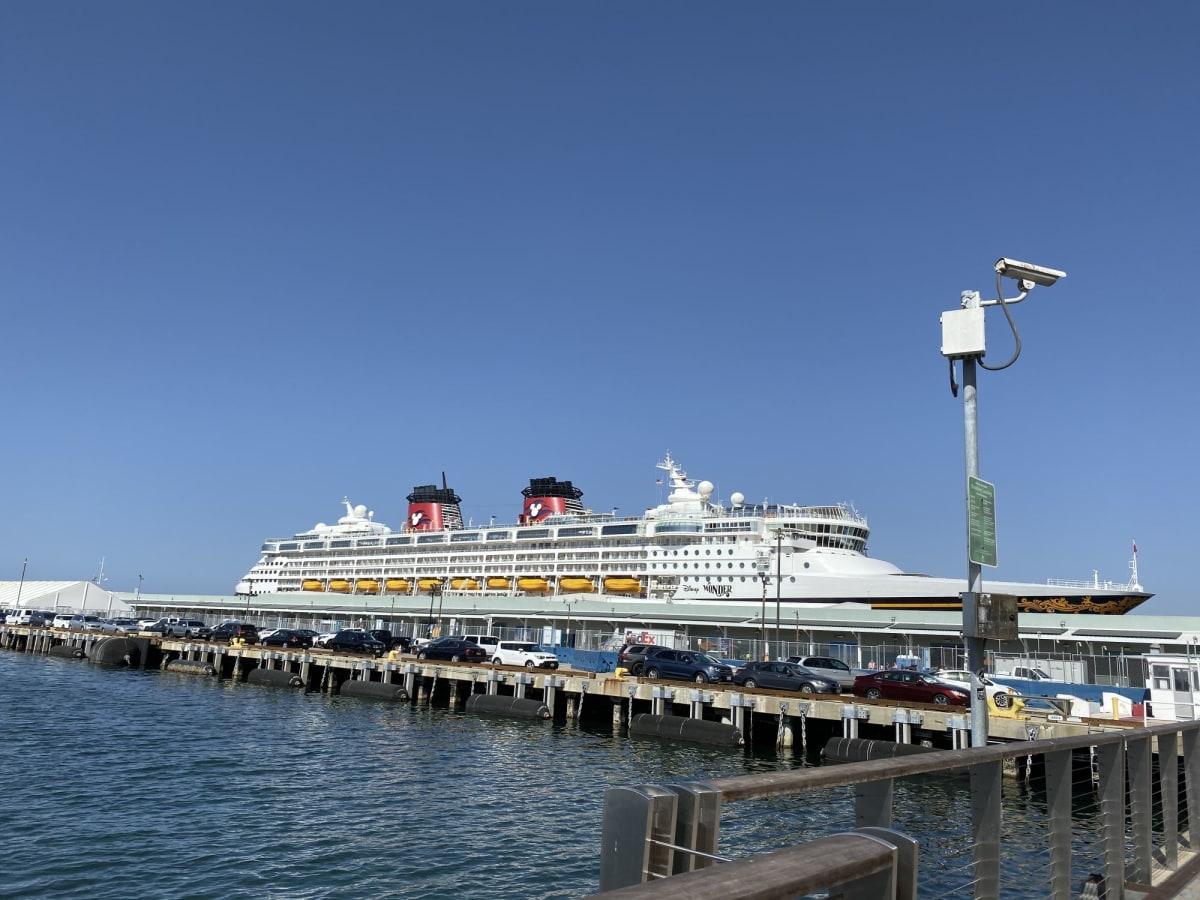 サンディエゴ港