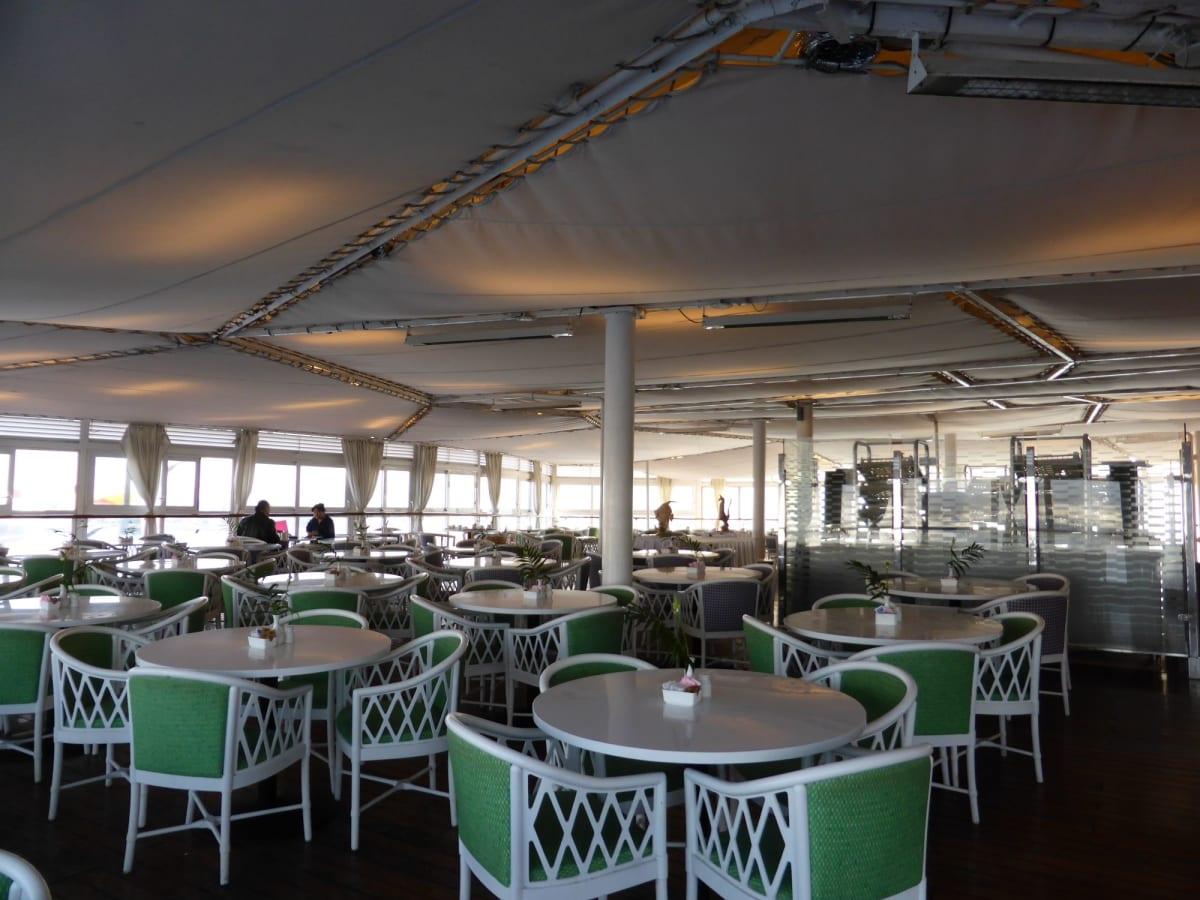 ビュッフェレストラン | 客船ルイス・オリンピアの船内施設
