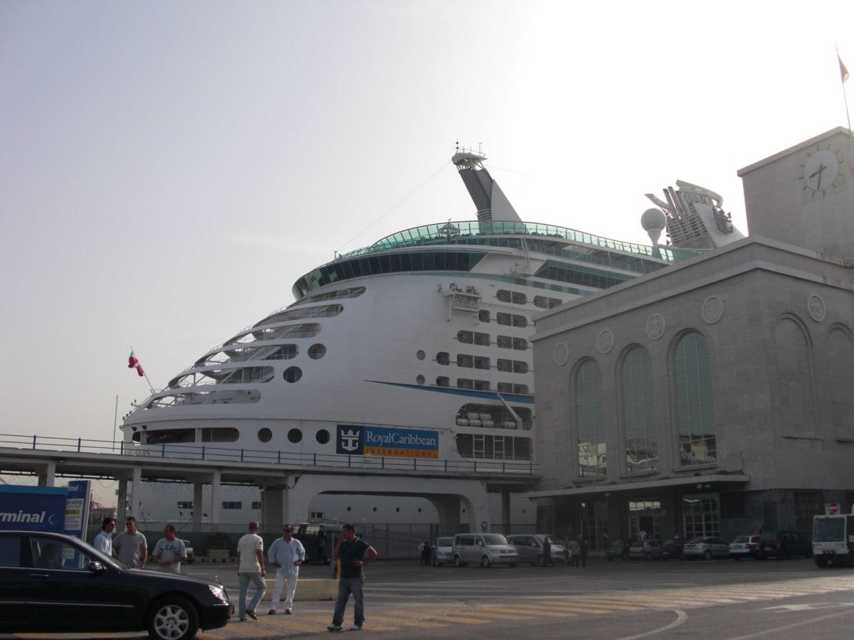 最後の寄港地、パレルモ | パレルモ(シチリア島)での客船ボイジャー・オブ・ザ・シーズ