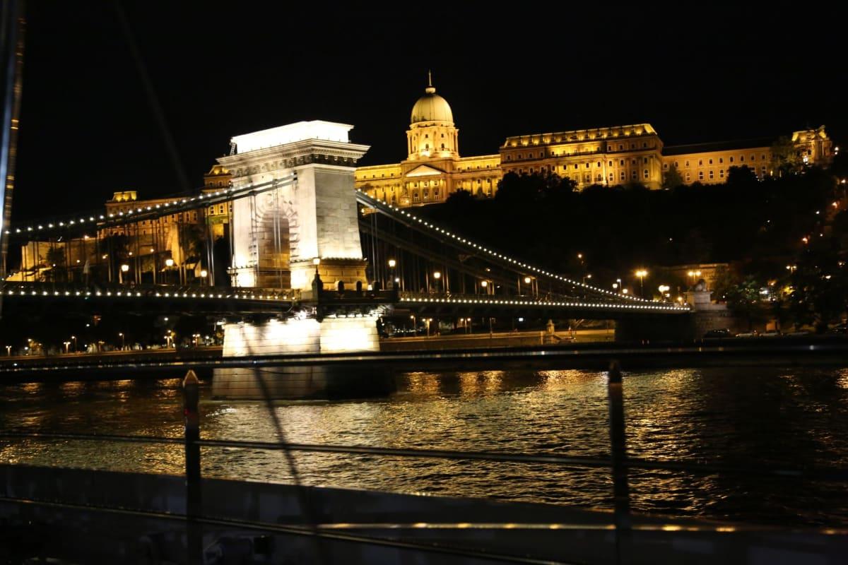 ハイライトの ナイトクルーズ | ブダペストでの客船エメラルド・デスティニー