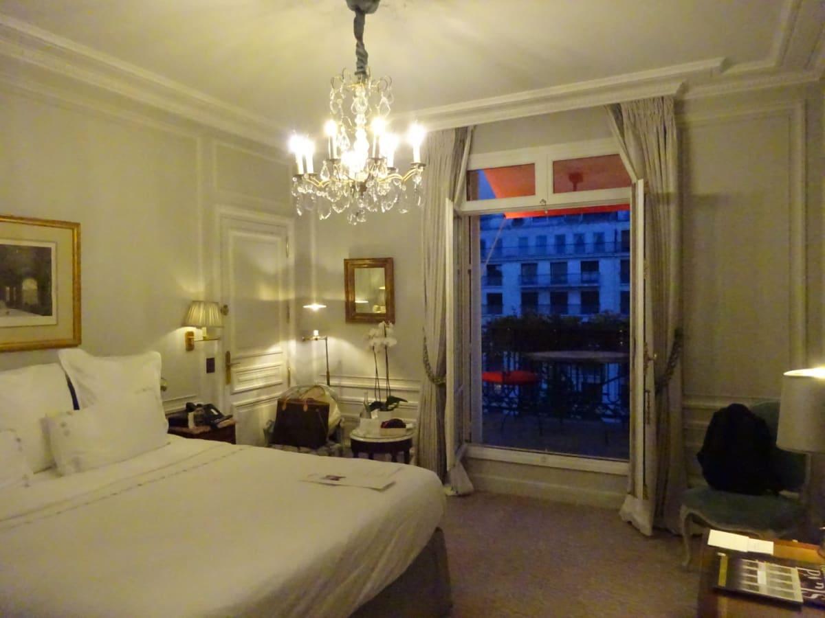 Deluxe Room - Avenue Montaigne View (38㎡) | パリ