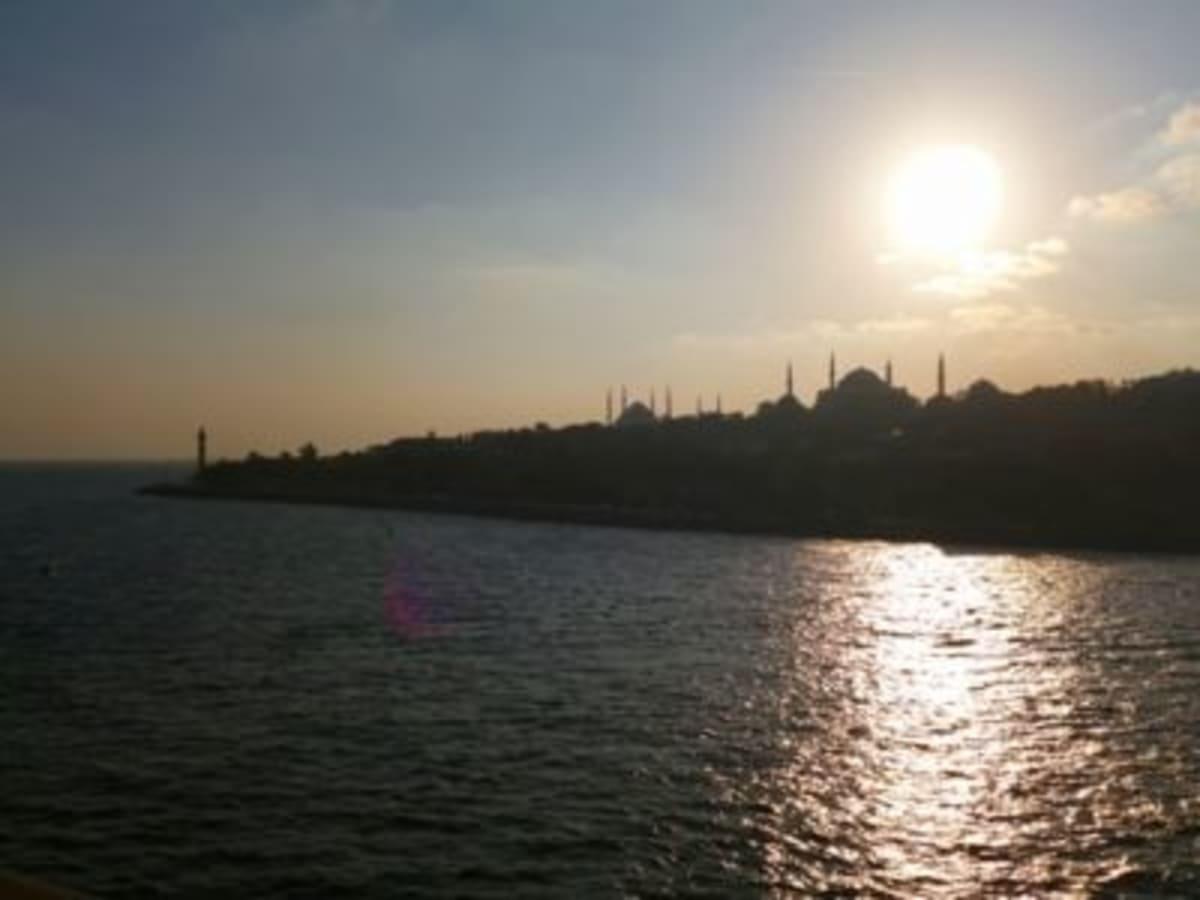 イスタンブールの風景はいつ見てもいい。 | イスタンブール