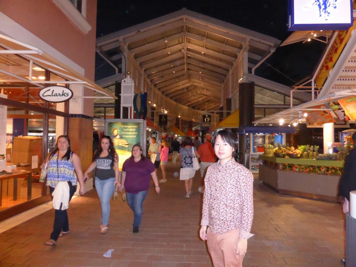マイアミのショッピングセンター | マイアミ(フロリダ州)