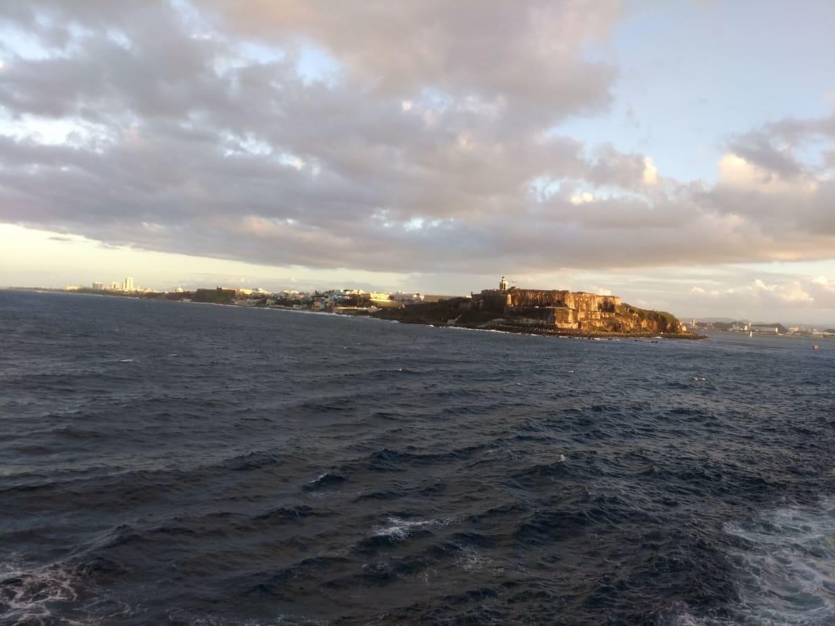 サンファンの要塞 | サンフアン(プエルトリコ島)