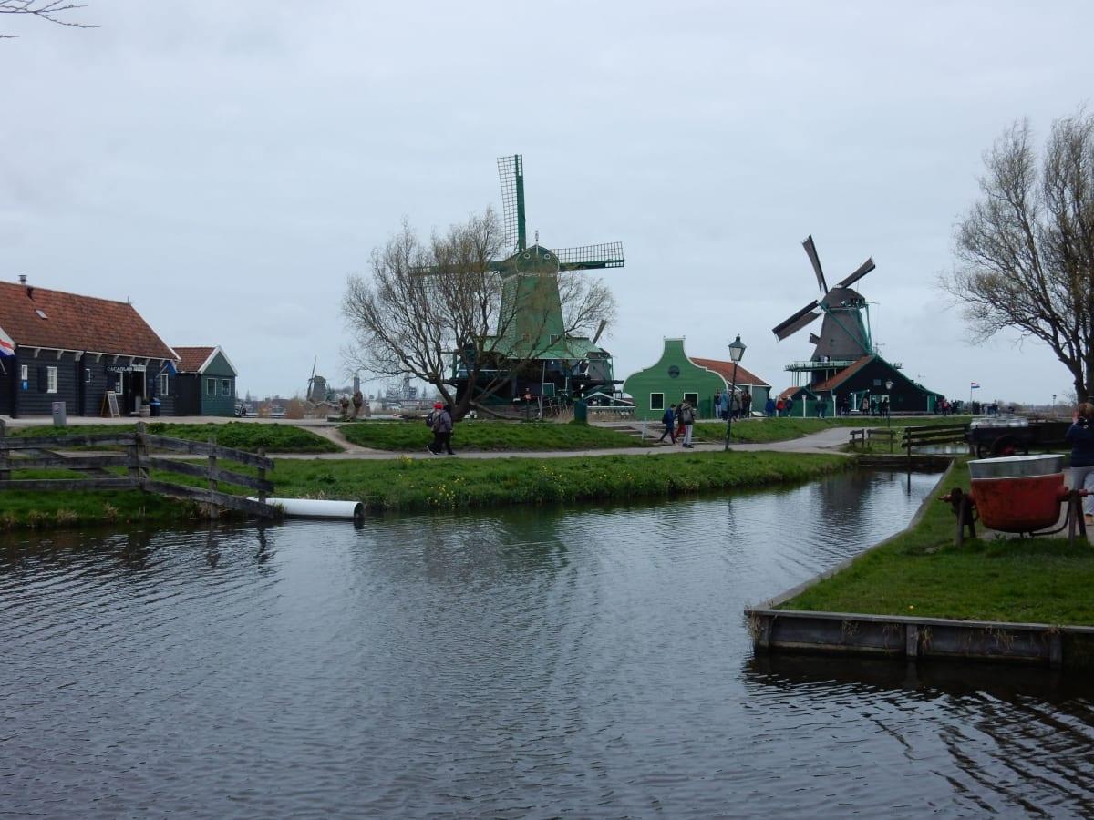 Day2#ザーンセスカンス   アムステルダム