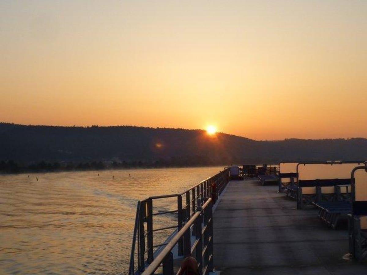 ドナウの朝日 | ライン・マイン・ドナウ運河