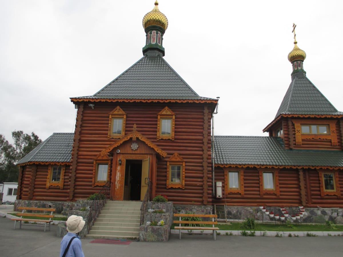 サハリンの教会。 | コルサコフ(サハリン島)