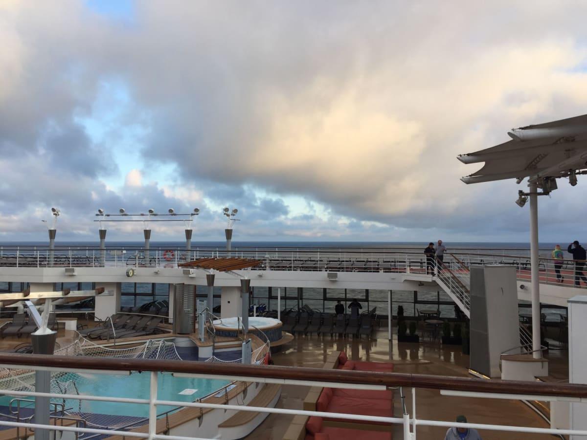 客船セレブリティ・ミレニアムの船内施設
