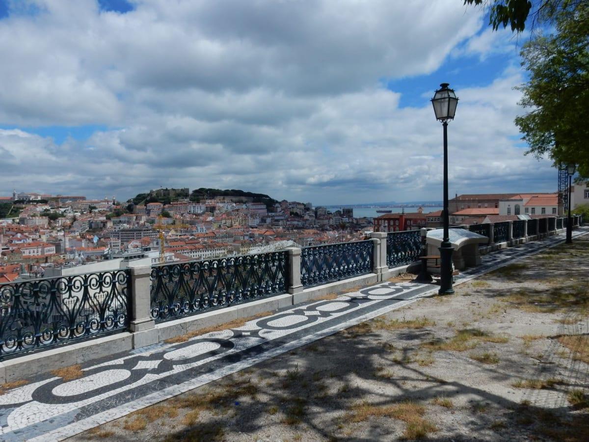 Day1#リスボン#アルカンタラ展望台より