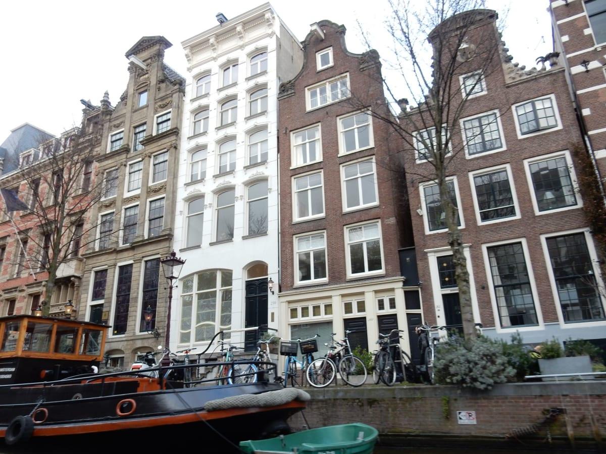 Day1#アムステルダム#運河クルーズにて   アムステルダム