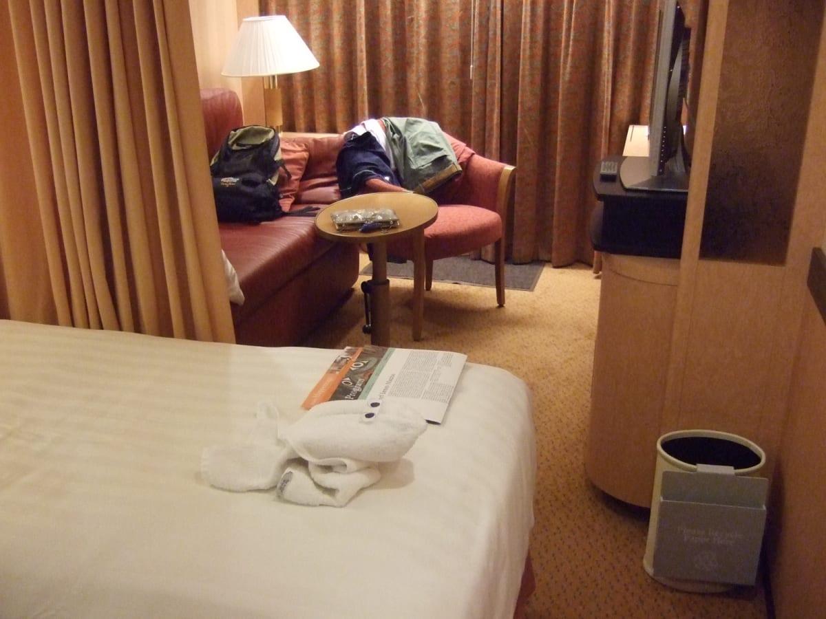 ベランダスイート | 客船アムステルダムの客室