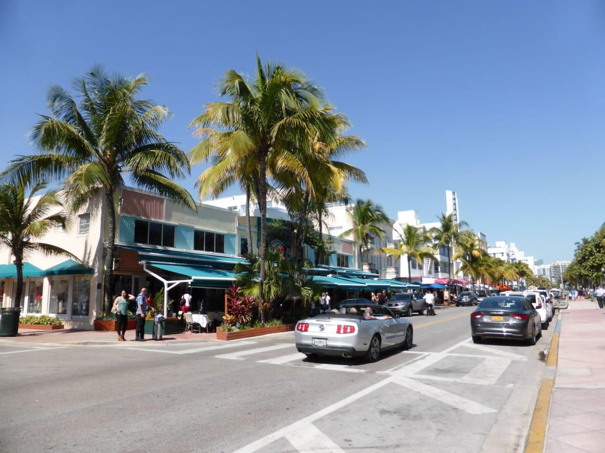 マイアミのビーチエリア | マイアミ(フロリダ州)