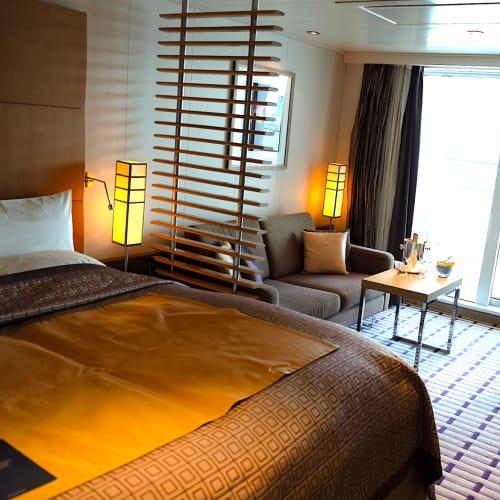 客船MSオイローパ2の客室