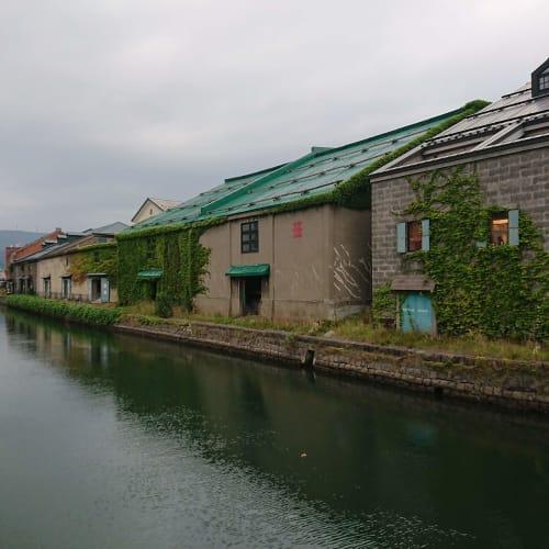 小樽運河   小樽