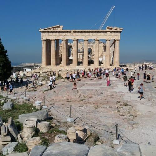 アテネ パルテノン神殿 | ピレウス(アテネ)