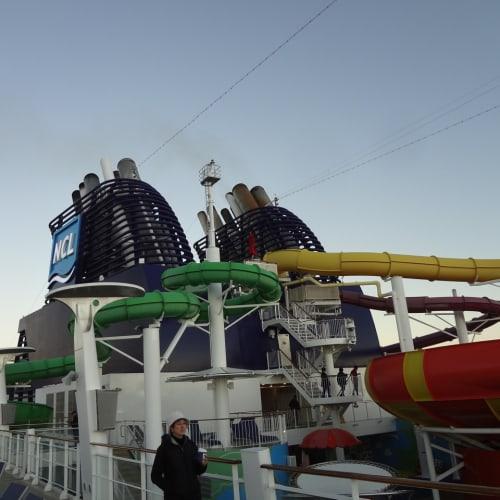 客船ノルウェージャン・エピックのアクティビティ、船内施設