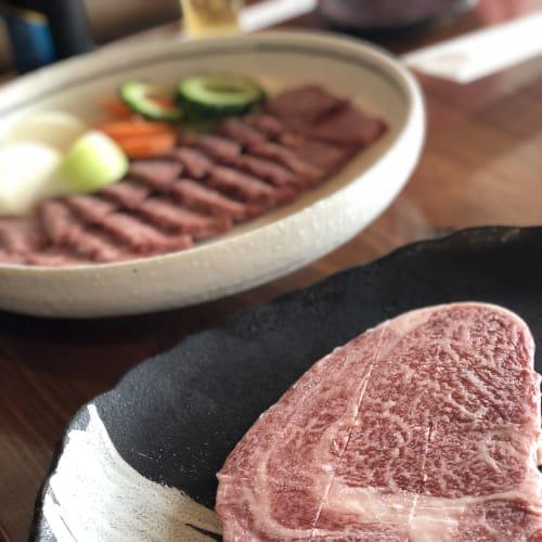 石垣島に戻り楽しみにしてた石垣牛焼肉〜!!とろけました❤️   石垣島
