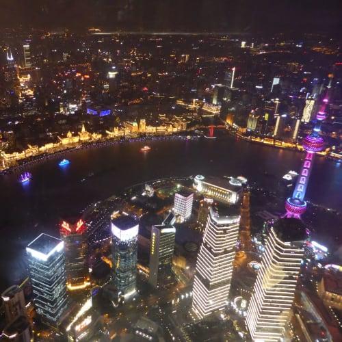 上海中心からの景色 | 上海