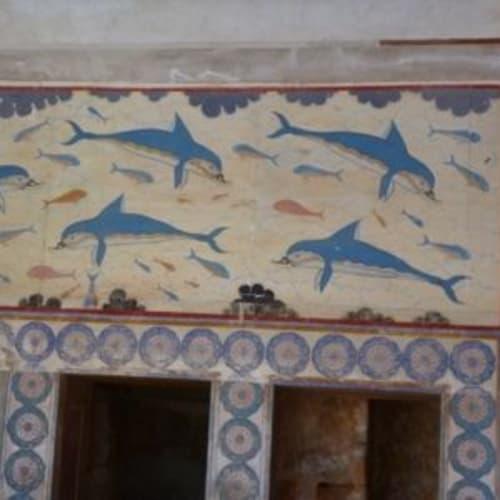 クレタ島のクノッソス | ハニア(クレタ島)