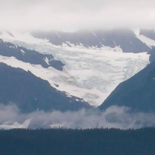 メンデルホール氷河