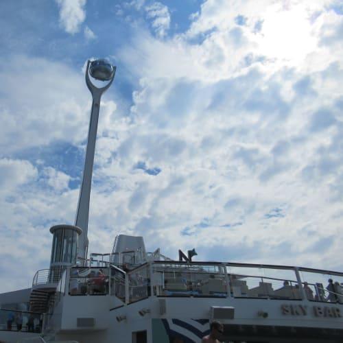 客船アンセム・オブ・ザ・シーズの船内施設