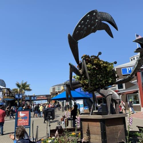 フィッシャーマンズワーフ | サンフランシスコ(カリフォルニア州)