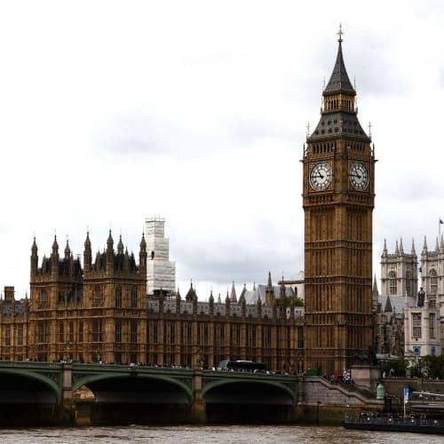 ロンドン国会議事堂(ビッグベン) | サウサンプトン