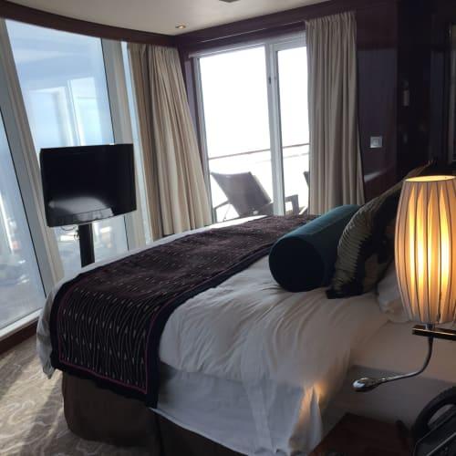 客船ノルウェージャン・エピックの客室