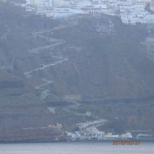 サントリーニ島