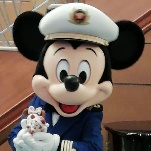 我が家のぬいぐるみと | 客船ディズニー・マジックのアクティビティ、船内施設