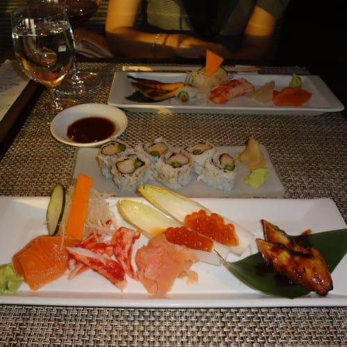 鮨和食レストランシルクロード | 客船クリスタル・シンフォニーのダイニング、フード&ドリンク