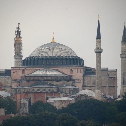 十五日目トルコのイスタンブール寄港、アヤソフィア大聖堂 | イスタンブール