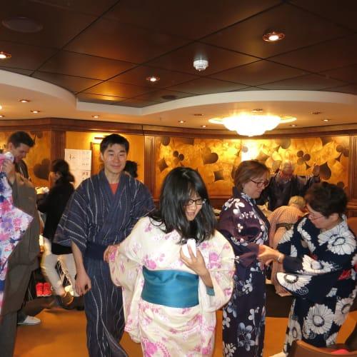 客船MSCポエジアの乗客、アクティビティ、船内施設