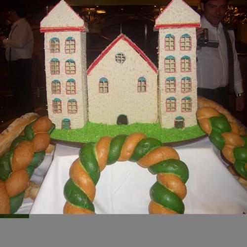 お菓子のお家 | 客船コスタ・フォーチュナのフード&ドリンク、アクティビティ