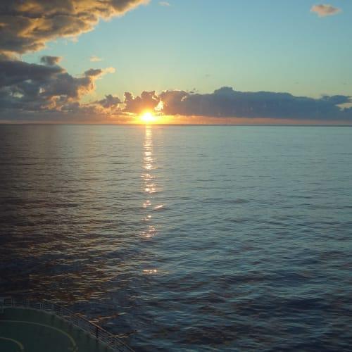 アリューシャ列島沖