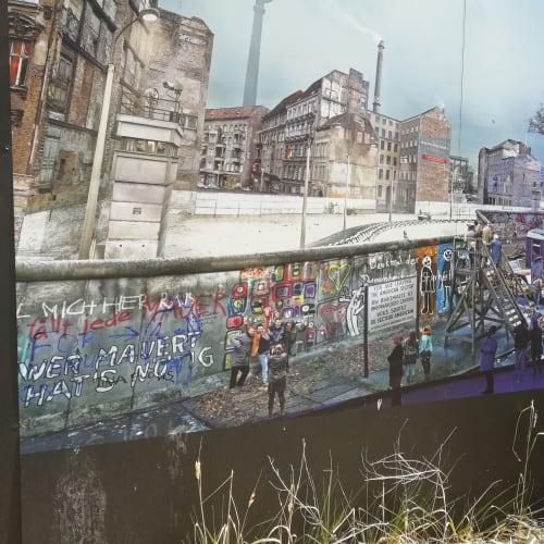 ベルリンの壁 | ヴァーネミュンデ(ロストック)