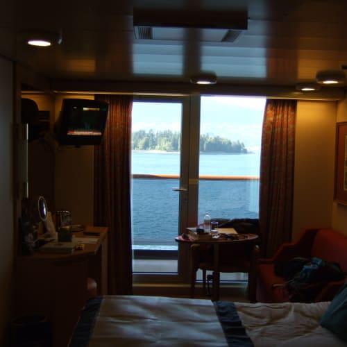船室   | 客船ザイデルダムの客室