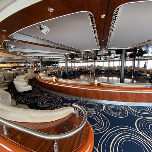 客船ノルウェージャン・ジェイドの船内施設