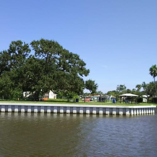 バナナリバーのクルーズに乗りました。2時間ほどのんびりとクルーズしました。別荘地の横をクルーズします。 | ポート・カナヴェラル(フロリダ州)