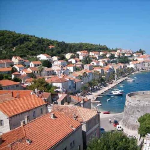 コルチュラ(クロアチア) | コルチュラ島