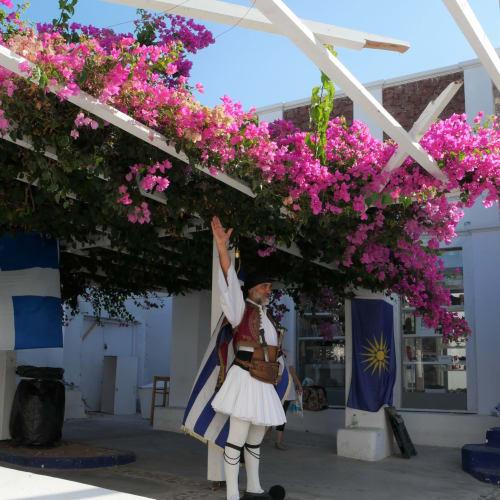 Oia(イア)に到着 | サントリーニ島