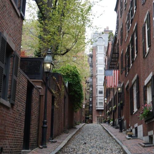 エーコンストリート | ボストン(マサチューセッツ州)