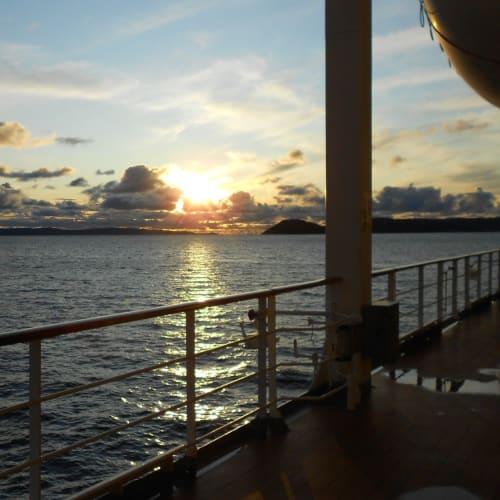 客船MSCシンフォニアの船内施設