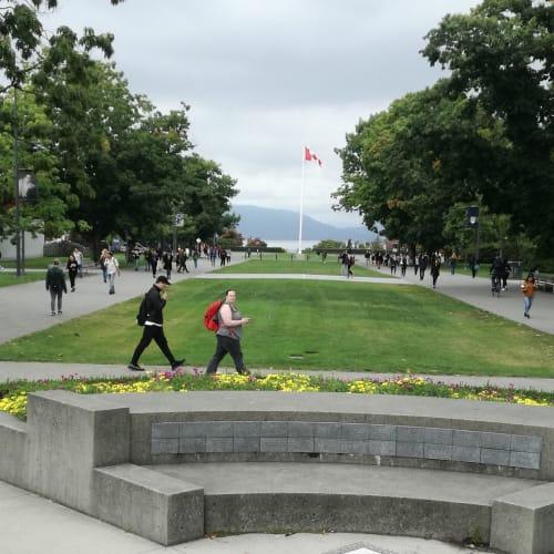 UBC (ブリティッシュコロンビア大学)キャンパス バンクーバー | バンクーバー(ブリティッシュコロンビア州)