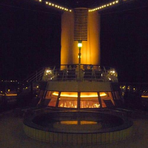 客船コスタ・アトランチカの外観
