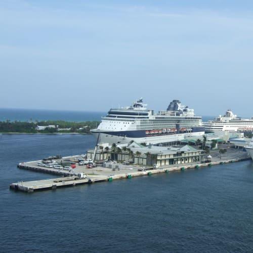 エバーグレイス港 フォートローダーデール | フォートローダーデール(フロリダ州)での客船セレブリティ・ソルスティス